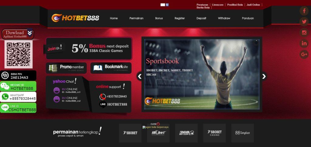 Situs Taruhan Bola88 Online Terbaik dan Terpercaya